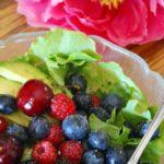 Breakfast Salad Vegan Plant Based Recipe Planted365.com