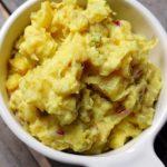 easy southern potato salad vegan