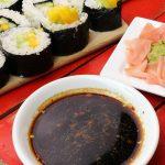 Sushi Bowl Vegan Plant Based Healthy Recipe Planted365.com Planted 365