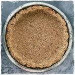 Oat and Applesauce Pie Crust Easy Vegan Recipe from Planted365